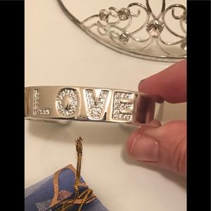 New Fab Love Cuff! Adjustable to fit any size!